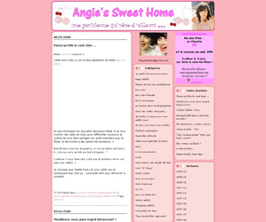 Angie's sweet home