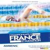 Championnats de France de natation à Amiens: J-4!
