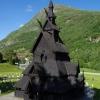 La stavkirke de Borgund