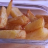 Yummy French Fries by Yannick Allno at Terroir...
