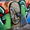 Tag sur un mur de la Rochelle