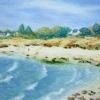 La plage bretonne