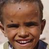 Enfant jordanien
