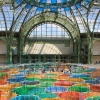 Monumenta 2012 (Daniel Buren), Grand Palais,...