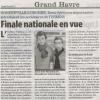 Finale des championnats de France de triathlon...