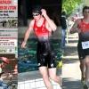 """Championnat de Normandie de triathlon """"courte..."""