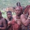 Himba women, Otjiheke, Namibia, March 2011