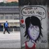 Dans les rues de Rio