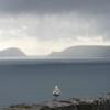 La pluie arrive, péninsule de Dingle