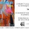 Exposition à la galerie Atelier 17, Moulins