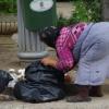 Dans  les rues de Bucarest